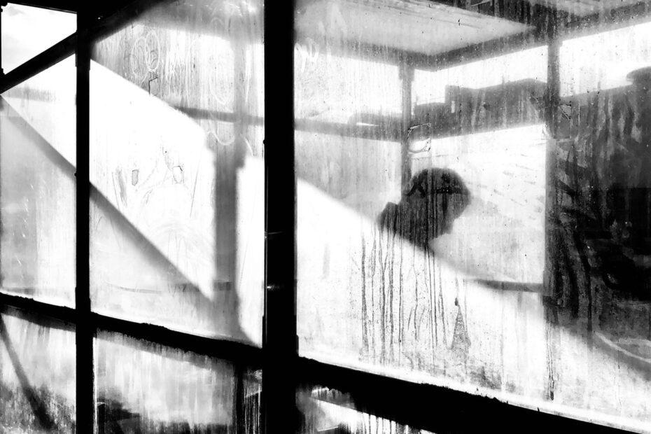 beskidte vinduer